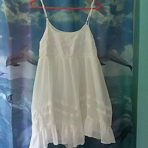 Billabong white dress